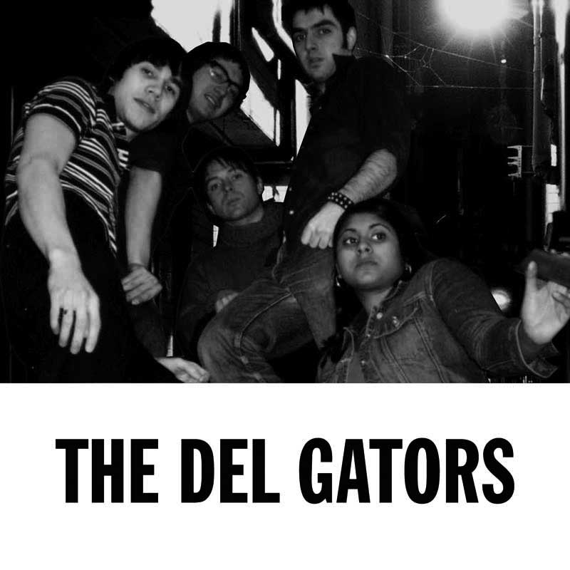 ARTIST ICON THE-DELGATORS