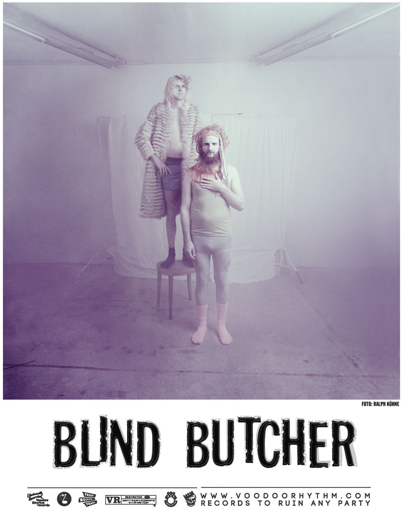 BLIND BUTCHER 2017