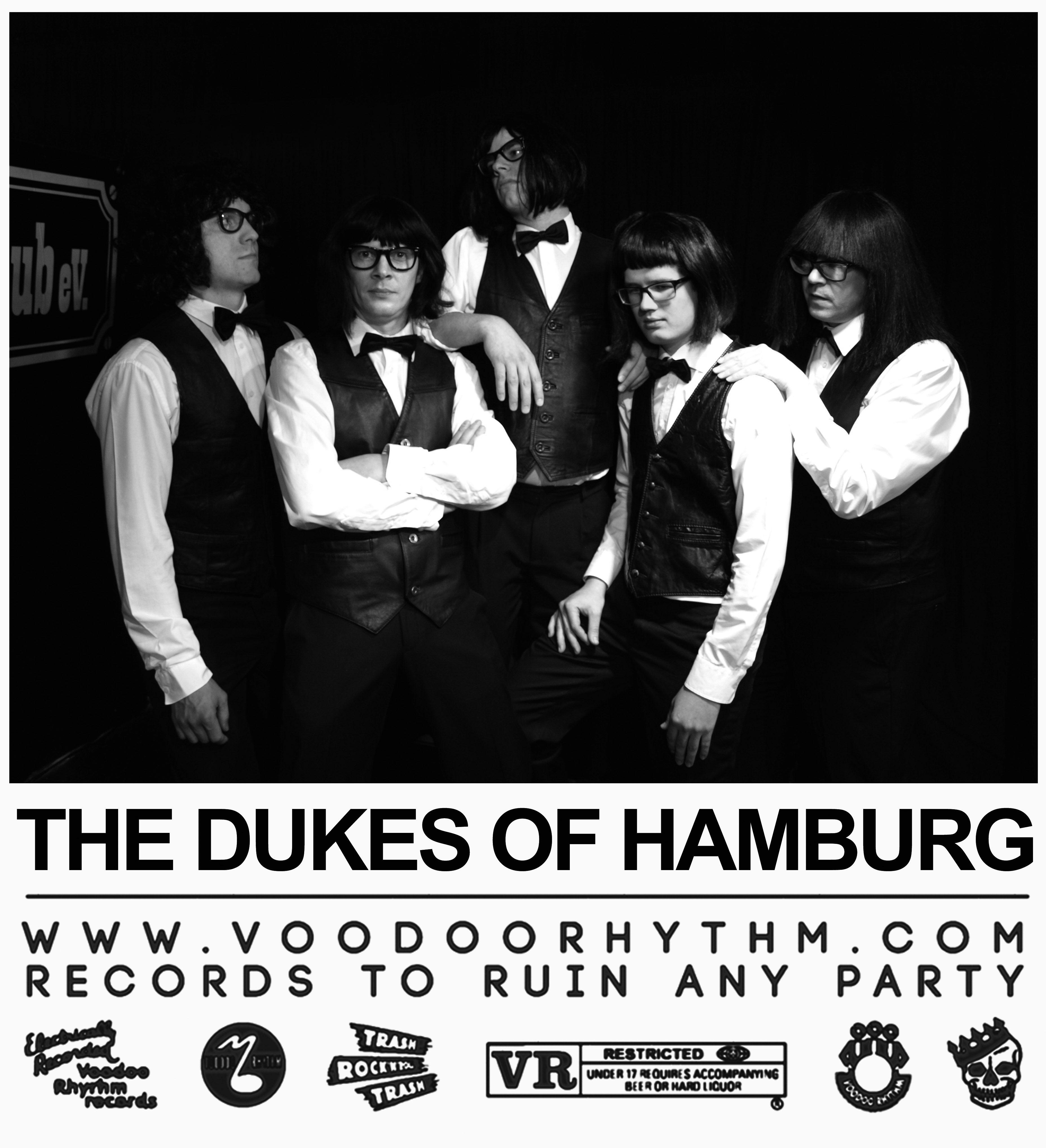 THE DUKES OF HAMBURG