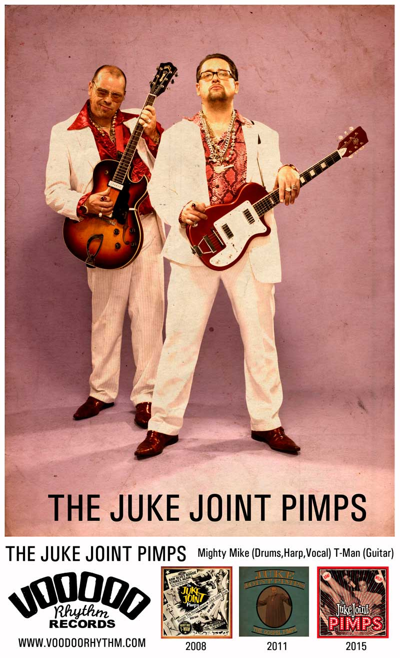 THE JUKE JOINT PIMPS 2015