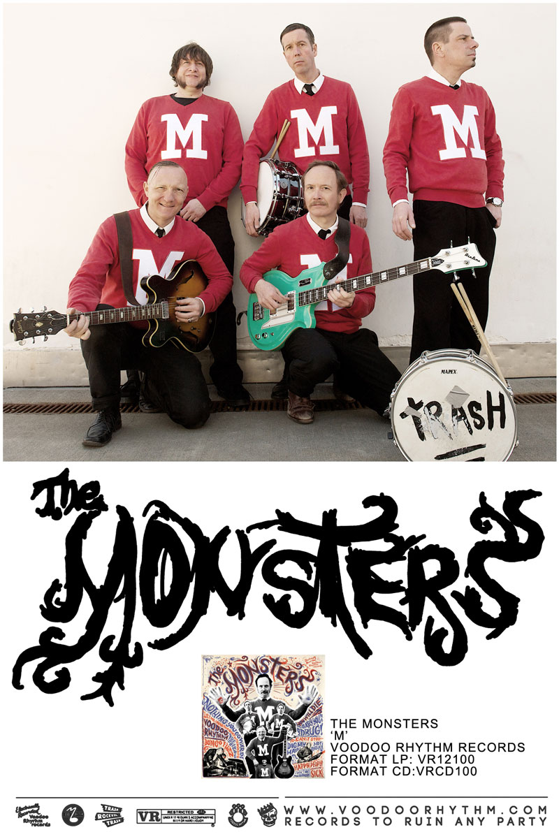 THE MONSTERS 2016
