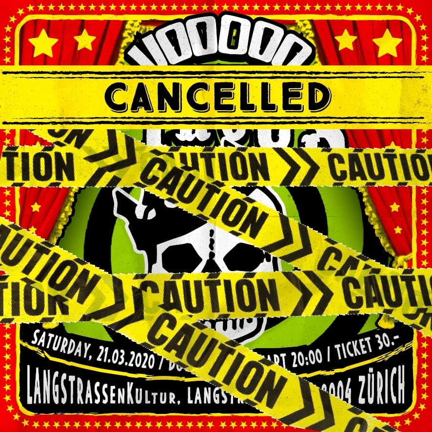 voodoo rhythm circus cancelled